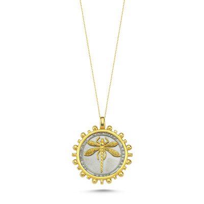 Yusufcuk Güneş Madalyon Kolye